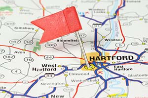Hartford, CT Cycling Accidents
